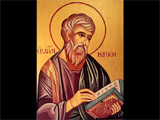 Icon of St. Matthew the Apostle