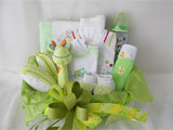 Welcome Baby Gift Basket Giraffe 2