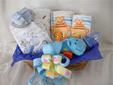 Baby Gift Basket Animals